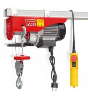 Mini Electric Hoist PA400 200/400kg (650W)