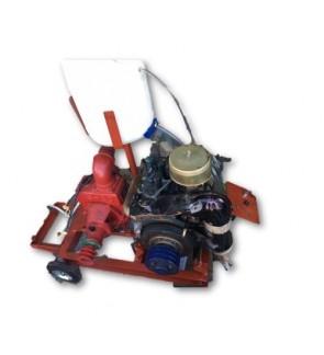 Kubota Z600 600cc Diesel 3