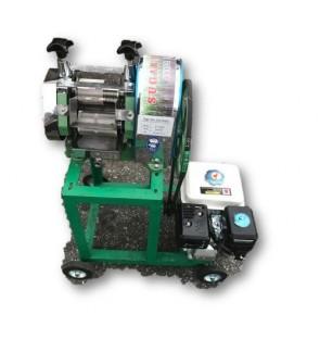 Himitzu Sugar Cane Machine (Mesin Tebu) c/w 6.5hp Petrol Engine