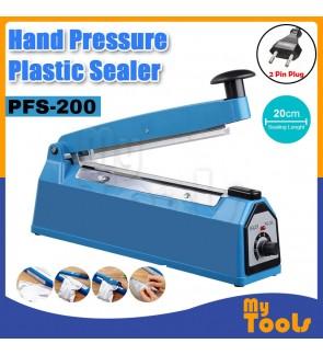 """Himitzu PFS-200 8"""" 200mm Hand Impulse Sealer"""