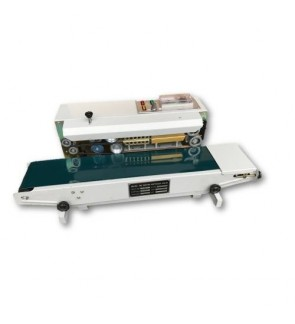 Himitzu DBF-900 Vertical Conveyor Continuous Sealer