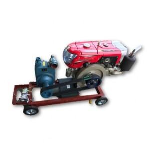 Cameo 18HP Diesel Engine (Thailand Kubota) Battery Starter c/w 3
