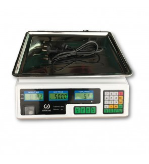 Digital Rechargable Counting Weighting Scales 30kg