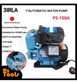 [Ready Stock] PS-150 Automatic Self-Priming Peripheral Water Pump