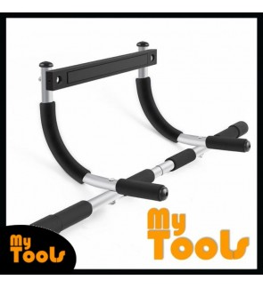[READY STOCK]Iron Gym Door Gym Pull Up Bar Chin Up Bar