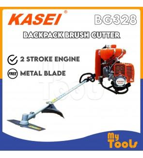 [Ready Stock] Kasei BG328 Backpack Brush Cutter / Grass Cutter 32.8cc 2-Stroke