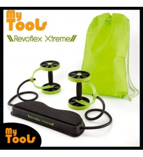 [Ready Stock] Mytools Revoflex Xtreme Home Gym Resistance Workout Fitness