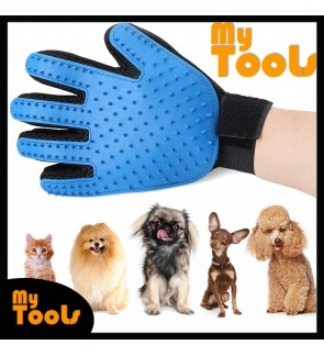 Mytools True Touch Deshedding Glove Pet Dog Cat Grooming