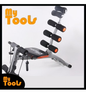 Mytools Gym AB Six Pack Care Exercise Bike Fitness Bench Chair