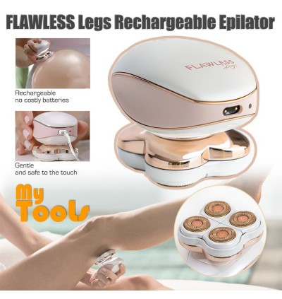 Flawless Legs Arm Smooth Touch Women Hair Remover Wet & Dry