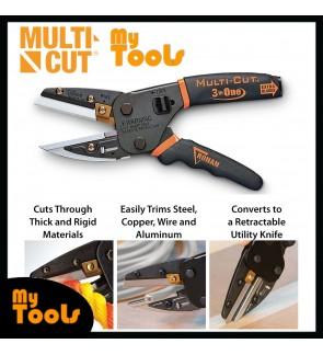 Mytools Multicut Multi Cut 3 in 1 Cutting Tools Multi Cutter