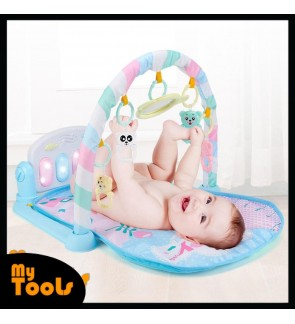 Baby Play Mat Care Toys Colourful Musical