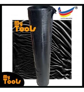 Coreless Wrap Black Stretch Film Wrapping Roll [Nett Weight: 1.6kg] Malaysia