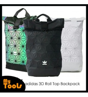 Adidas 3D Roll Top Unisex Backpack