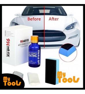 Auto Ceramic Coating Kit Car Anti-Scratch Exterior Care Paint Sealant 9H Hardnes