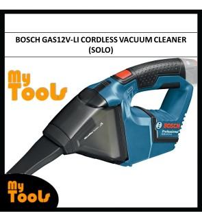 BOSCH GAS12V-LI CORDLESS VACUUM CLEANER (SOLO)