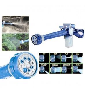 EZ Jet Water Canon 8 Adjustable Nozzle Multi-Function Spray Gun As Seen On TV