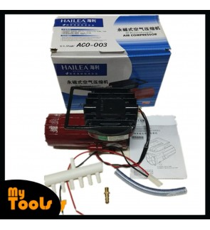 Hailea ACO-003 25W 60l/min 12V DC Air Pump Blower
