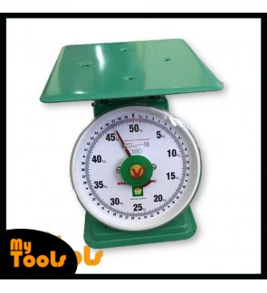 RENKMHE Analog Commercial Mechanical Weighing Scale 50kg (Vietnam)