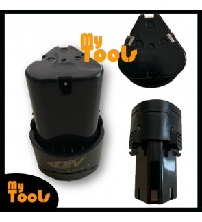 Mytools 12V 1.5ah Lithiom Ion Battery Cordless Drill Chargeable