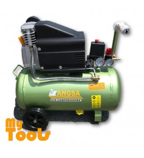 Angsa AS4-60N 4.0HP 60Liter Direct Driven Air Compressor (Taiwan)