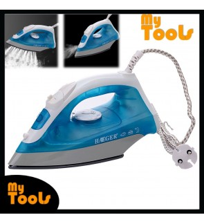 Mytools 1200W Portable Electric Steam Dry Iron Temperature 5 Step Adjustable