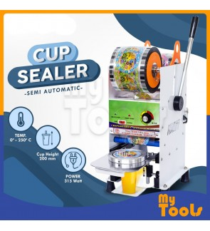 Mytools Semi-Auto Cup Sealing Machine With Counter