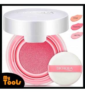 Mytools BIOAQUA BB Air Cushion Blusher Make Up Blush Cosmetic Beauty Natural