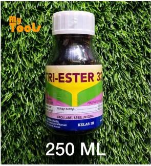 250 ML Tri-Ester Triclopyr Butotyl 32% Herbicide Tree Killing Class 3 Racun Rumpai / Rumput / Racun