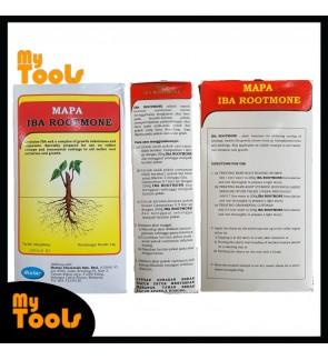 1KG MAPA IBA ROOTMONE Hormon akar, Root hormone, Penggalak Akar Pokok Bunga