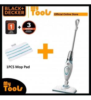 Black & Decker FSM1605-XJ Steam Mop With Standard Accessories ( FSM1605 )