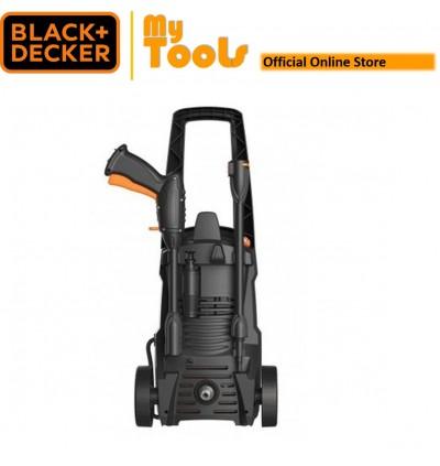 BLACK + DECKER PW1500S 1500W 120Bar Water Jet High Pressure Cleaner