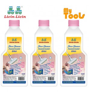 Licin Licin 7 in 1 Floor Cleaner 3 Bottles by Mytools