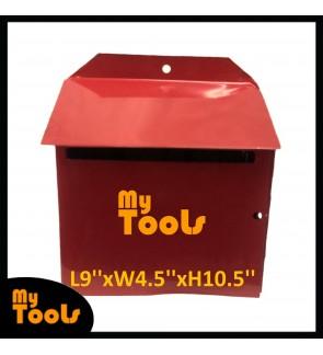 Mytools Metal Mail Box / Letter Box / Peti Surat Besi ( Made In Malaysia )