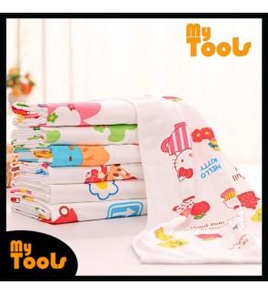 Mytools Baby Kids Children Adult Bath Towel (60cm x 120cm) Honeycomb Soft Excellent Absorbent Quick Dry (100% Cotton)