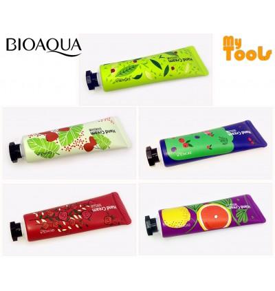 Mytools BIOAQUA 5 pcs per Set Plant Extract Fragrance Nourishing Hand Cream 30g x 5