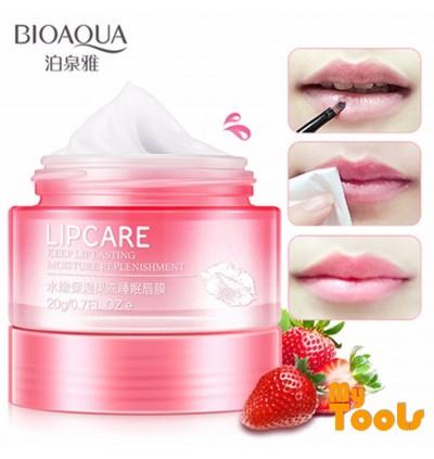BIOAQUA Lip Sleeping Mask Moisturizing Jelly Sleep lip Film
