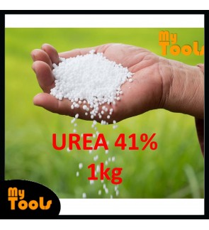 1KG Urea 46% Fertilizer Formulated Urea 46%N Baja Rumput Pokok Tanaman Imported