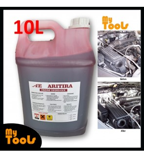Mytools 10L Concentrated Heavy Duty Alkaline Engine Degreaser Kitchen Cleaning Bike Car Oil Stain Dirt Remover Cleaner