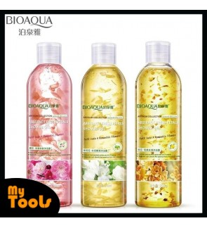 Mytools BIOAQUA 250ml Flower Petals Body Wash Shower Gel Perfume Fragrance Whitening Bath Lotion Body Skin Care