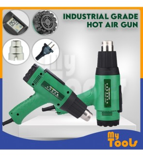 TUOSEN Hot Air Gun / Heat Gun / Normal or Digital Meter 1800W / 2000W Heat Gun Blower Shrink Gun Adjustable