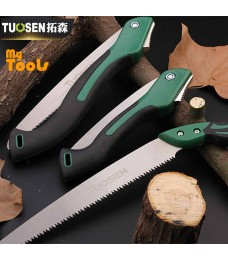 Mytools Tuosen 540mm / 395mm Foldable Folding Garden Saw Pruner Secateurs Pruning Gardening Serra Camping Saws Woodworking Hand Tool