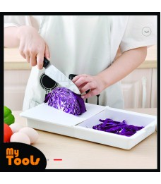 Mytools 3-in-1 Foldable Kitchen Chopping Board Meat Vegetable Drainer Washing Tray Storage Drawer Multifunctional Cutting Board Portable