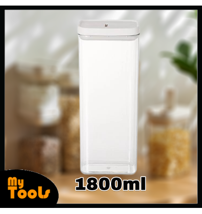 (READY STOCK) Mytools Food Containers Airtight Food Storage Box Kitchen Fridge Organizer Pantry Cabinet Spice Jar Noodle Dry Goods