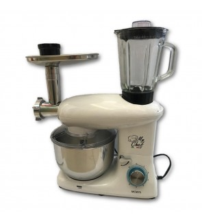 Mychef (Italy) MCM-7S 7L 3 in 1 Stand Mixer Meat Mincer Grinder Blender Flour Mixer