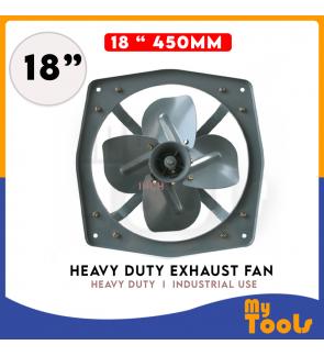 Mytools Wall Type Industrial Heavy Duty Exhaust Fan 18inch , 24inch