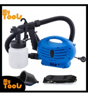 Electric Paint Sprayer with 3 Ways Zoom Paint Spraying Automatic Paint Sprayer 650 watts