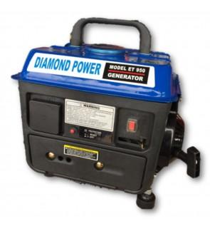 ET950 650W 2-Stroke Portable Petrol Generator