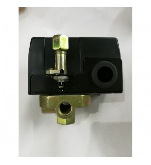 Air Compressor Automatic Pressure Switch 8Bar 4-Way 1/4""