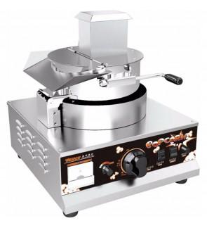 Himitzu Stainless Steel Single Head Gas Popcorn Machine